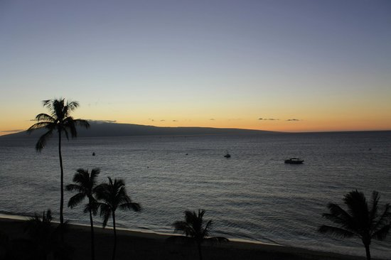 The Westin Maui Resort & Spa : Ka'anapali Beach sunset