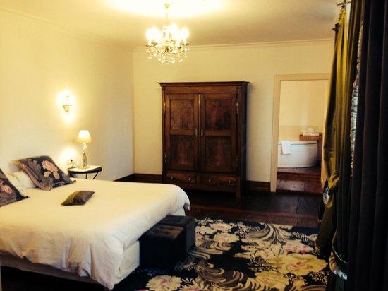 Chateau de Grunstein : Suite Berthe