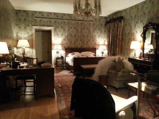 Hotel Albergo: Chambre
