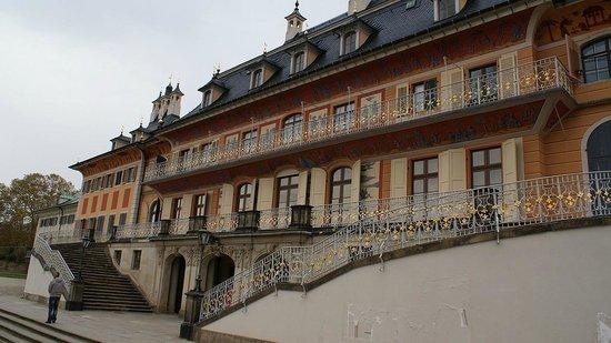 Pillnitz Castle & Park : Schloss Pilnitz