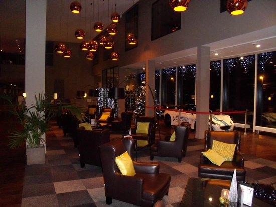 Hotel de la Source: Inkomhal