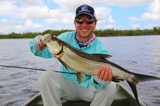 The Western Caribbean Fly Fishing School : Tarpon w/Nick
