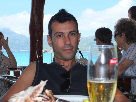 Anse Soleil Restaurant: simone
