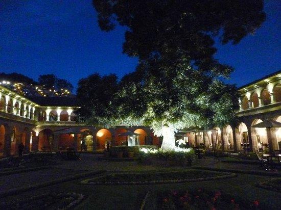 Belmond Hotel Monasterio: Hillside behind the hotel