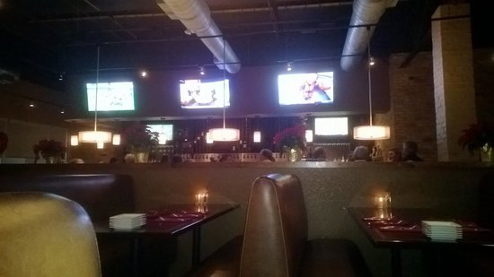 Table 1: Bar area