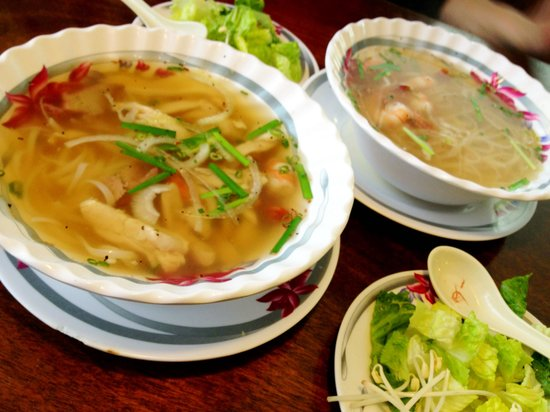 Restaurant Truong : 食べ応えのあるフォー