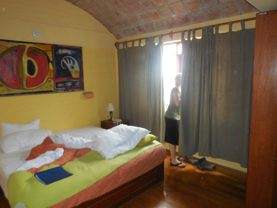 Casa de Baraybar: Cool room