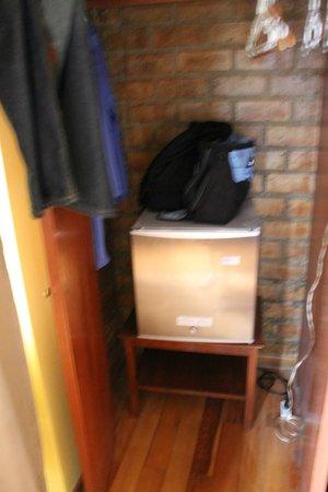 Casa de Baraybar: Mini-frig!!!