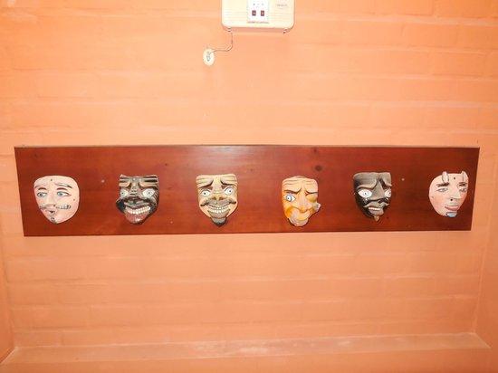 Casa de Baraybar : Hotel decor