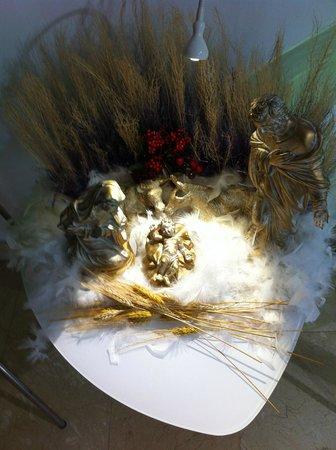 Hotel Fetiche Nativity Scene
