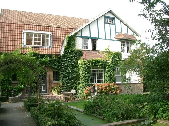 Voorzijde van Gasthof Groenhove