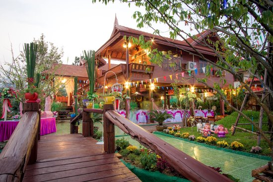 Montri Resort and Spa: Main location
