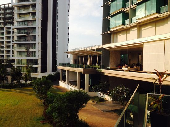 Rayong Marriott Resort & Spa: From the balcony