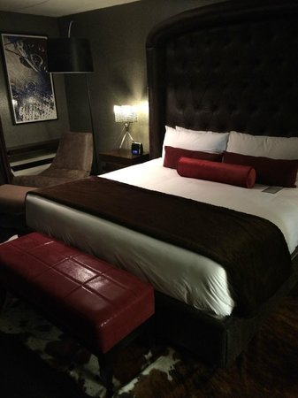 Revere Hotel Boston Common: Relaxing