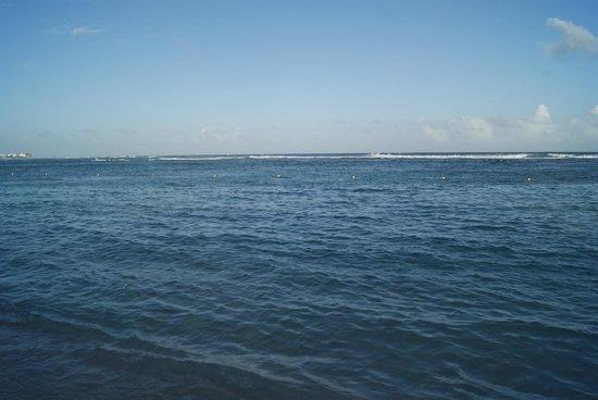 Grand Bahia Principe Tulum: Il mare