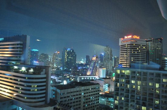 Majestic Grande Hotel : View from floor 21