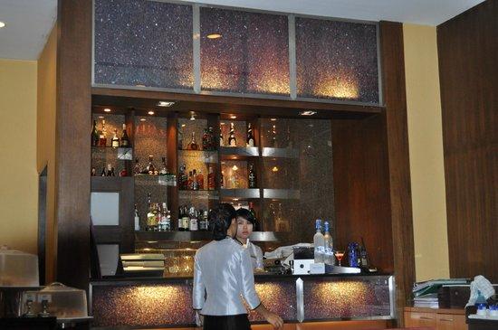 Majestic Grande Hotel : Lobby bar