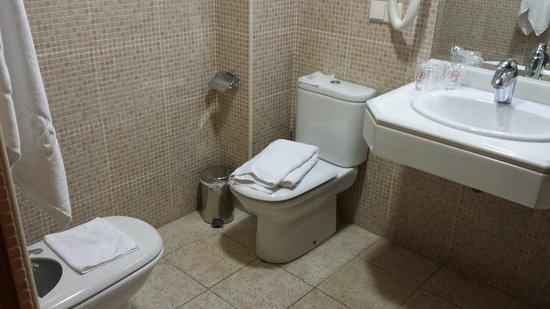 Cordoba Centro: Baño