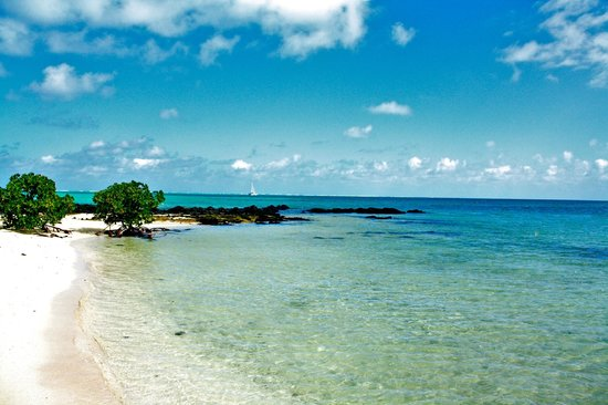 Indian Resort : ile aux cerfs