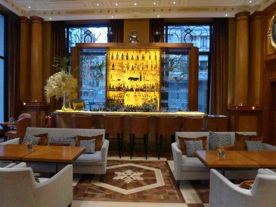 Palazzo Parigi Hotel & Grand Spa: bar