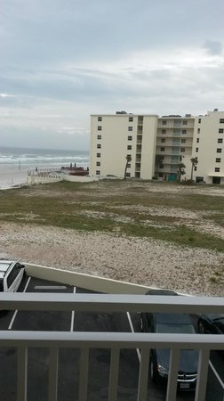 Hyatt Place Daytona Beach - Oceanfront : View from southern side of Hotel, 3rd Floor