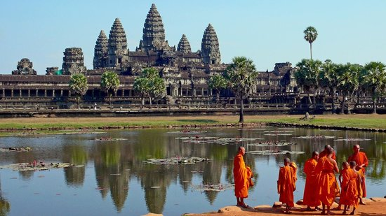 Angkor Vat : Angkor Wat