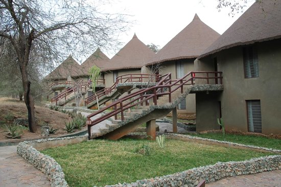 Tarangire Sopa Lodge: camere