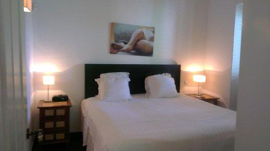 Scuba Lodge & Ocean Suites: Bedroom