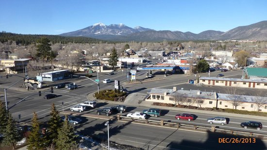 Drury Inn & Suites Flagstaff: from room 635 balcony