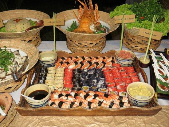 Mango Bay Resort: Christmas Eve Feast