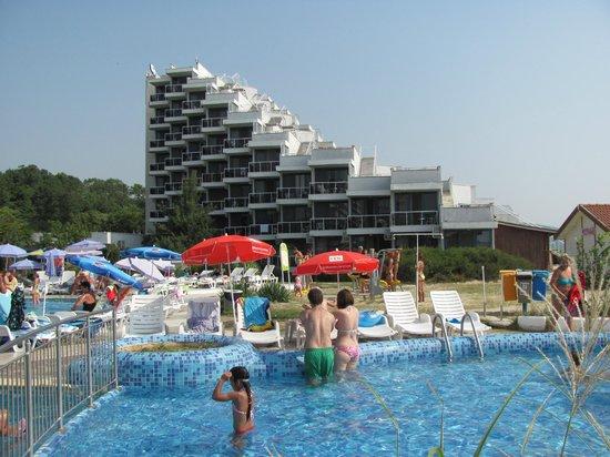 Hotel Slavuna: Отель