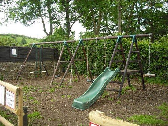 The Woodroffe Arms: Children's park