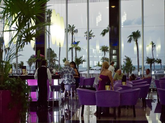 Hotel Riu Palace Peninsula The Lobby Loved Decor