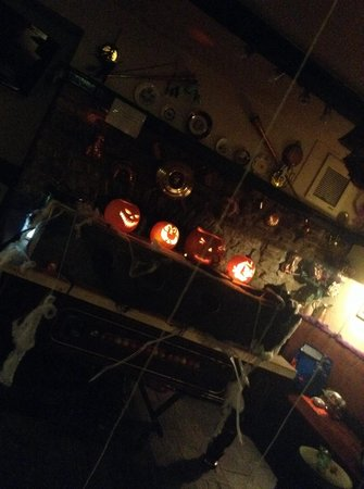 The Woodroffe Arms: Halloween