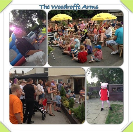 The Woodroffe Arms: Fun day