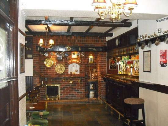 The Woodroffe Arms: The woodroffe