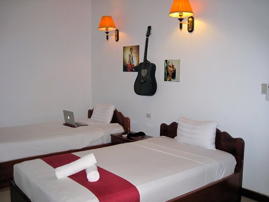Babel Guesthouse: Room 112 - Manu Chao room