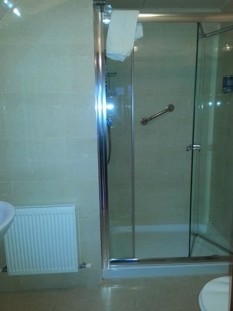 Rockcrest House: Wonderful Shower