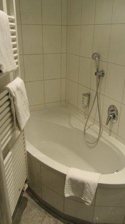 Hotel Am Augustinerplatz: ванная