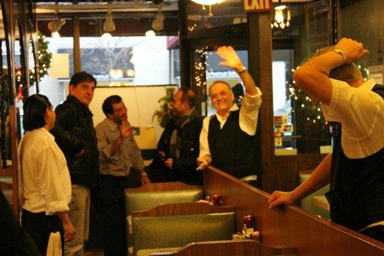 New Amity Restaurant : un saluto dal proprietario