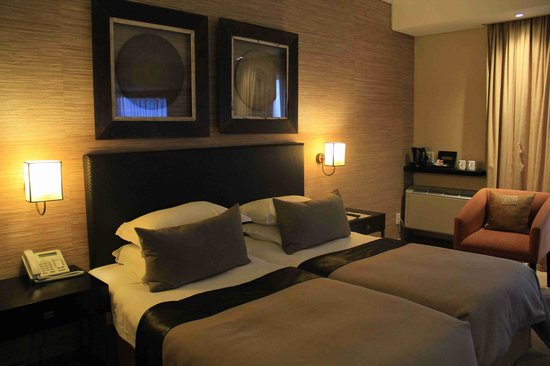 Paxton Hotel: Camera