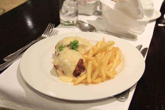 Paxton Hotel : Dinner
