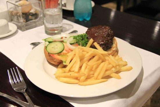 Paxton Hotel: Dinner