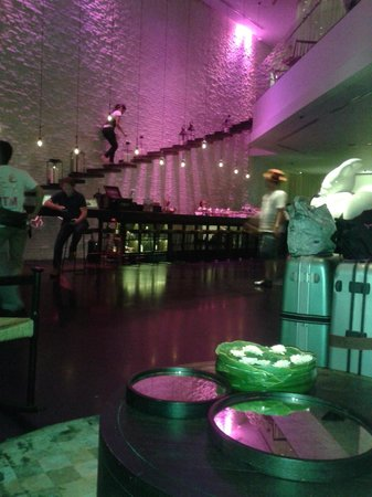 Pullman Bangkok Hotel G : Lobby