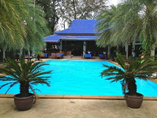 Blue Garden Resort & Spa : piscine