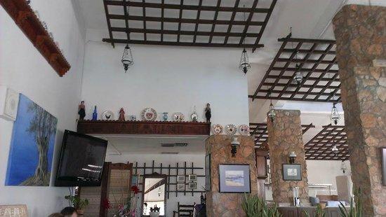 Anais Bay Hotel : холл