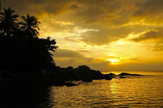 Ma Maison Phuket: plage de leam singh beach