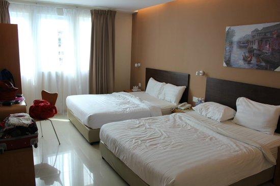 Hotel Asia Langkawi: Rooms