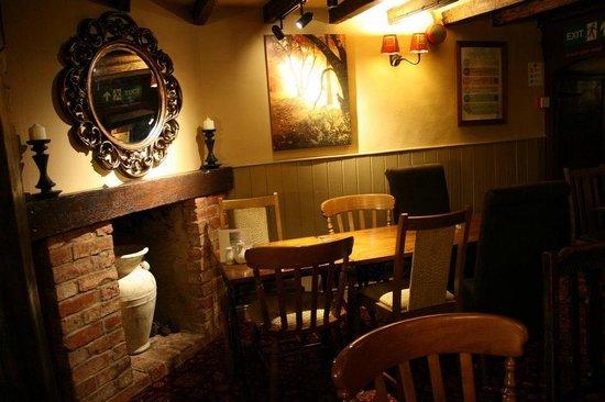 The Horseshoe Inn: Top restaurant
