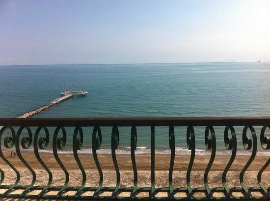 Hotel Excelsior Venice: Zimmeraussicht